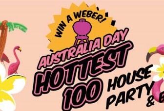 AUSTRALIA DAY HOTTEST 100 HOUSE PARTY