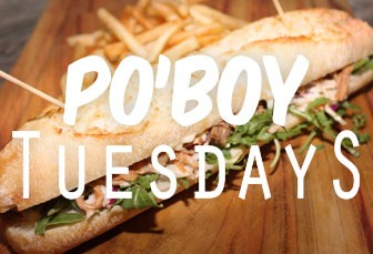 Po'Boy Tuesday