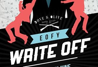 EOFY Write Off