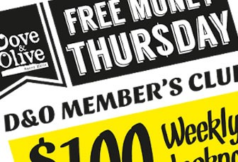 FREE MONEY THURSDAY