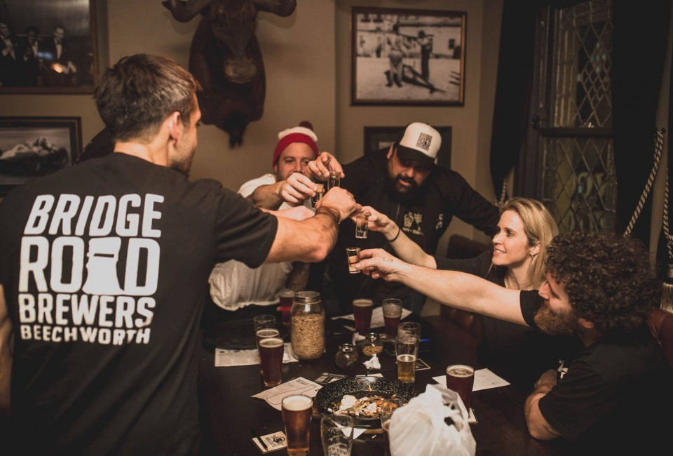 Craft Beer Fight Club