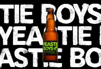 Yeastie Boys: Rex Attitude