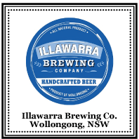 Illawarra Brewing at DOve & Olive